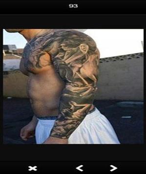 Sleeve tattoo ideas apk screenshot