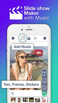 Photo Video Maker With Music poster