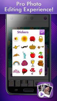 Slideshow Maker & Video Editor apk screenshot