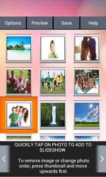 Slideshow 365 apk screenshot