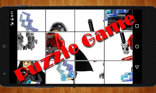 Sliding Puzzle Galaxy screenshot 1