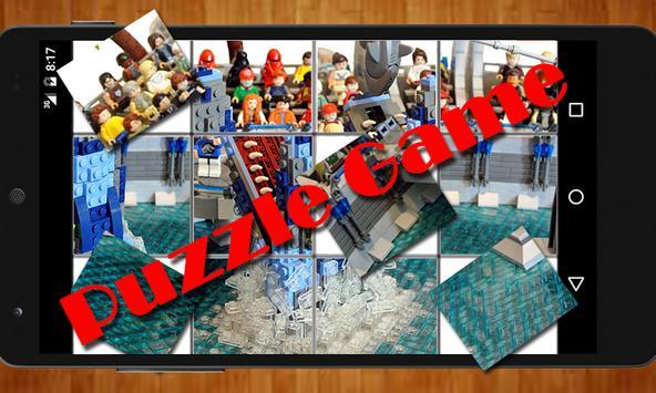 Sliding Puzzle Jurassic World screenshot 1