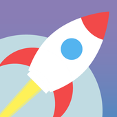 Rocket Boost: Space Rush icon