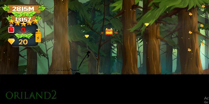Oriland 2 Adventure screenshot 1