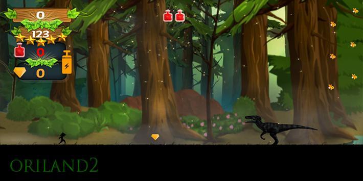Oriland 2 Adventure screenshot 4