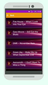 Best Slow Rock Love Songs 80s & 90s Collection screenshot 2
