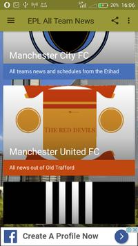 EPL All Team News - Premier League News Transfers for Android - APK