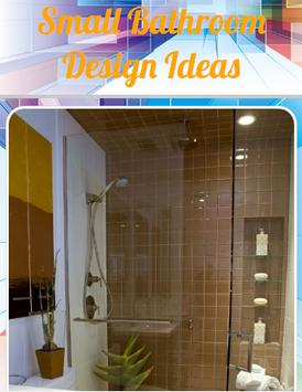 Small Bathroom Design Ideas screenshot 1