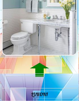 Small Bathroom Design Ideas screenshot 2