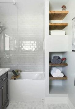 Small Bathroom Design Ideas screenshot 5