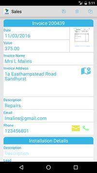 Self Employed Business Manager apk screenshot