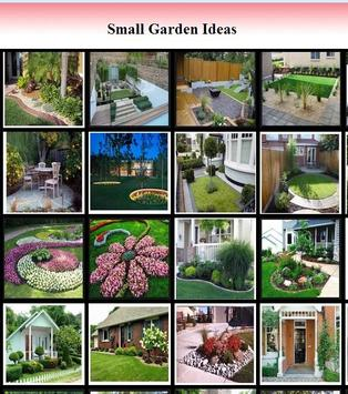 Small Garden Ideas screenshot 4
