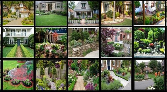 Small Garden Ideas poster