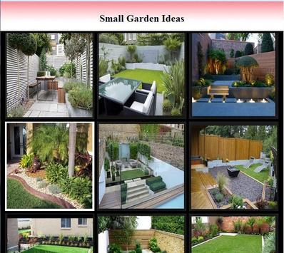 Small Garden Ideas screenshot 10