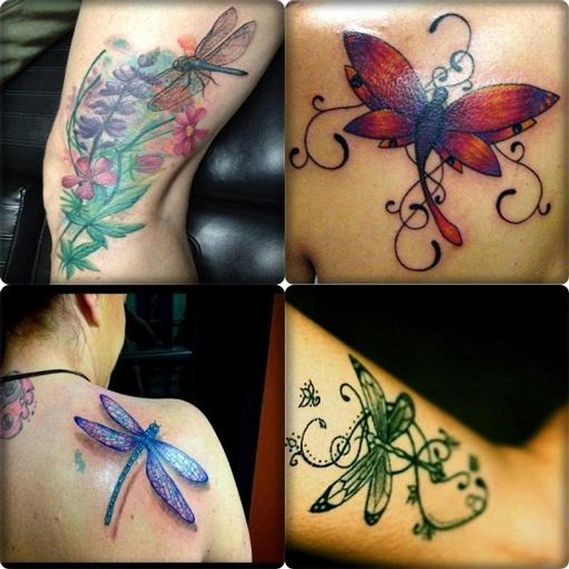 Small Dragonfly Tattoo Ideas For Android Apk Download