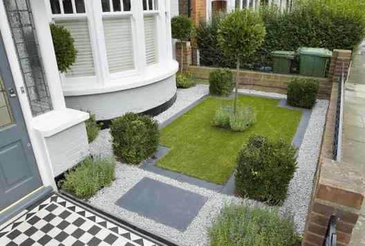 Small Front Garden Ideas screenshot 1