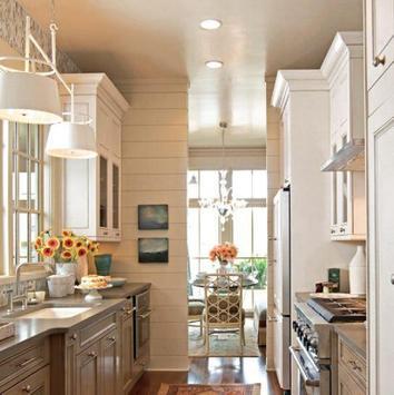 Small Kitchen Design poster