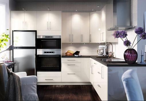 Small Kitchen Design screenshot 1