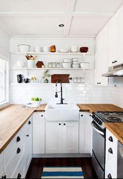 Small Kitchen Design screenshot 4
