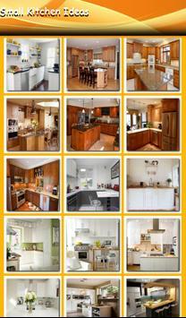 Small Kitchen Ideas screenshot 4