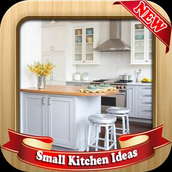 Small Kitchen Ideas poster