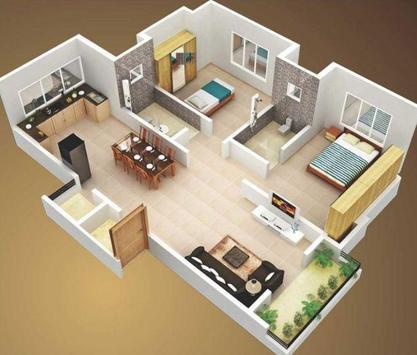 3D Small House Design screenshot 5