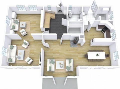 3D Small House Design screenshot 6
