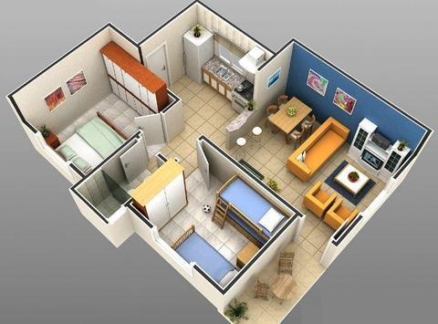 3D Small House Design screenshot 7