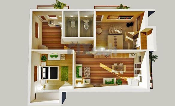 3D Small House Design screenshot 3