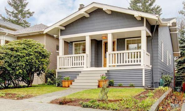 Small House Exterior Design screenshot 1