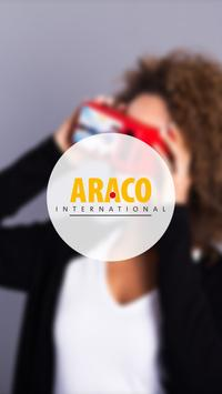 Araco VR poster