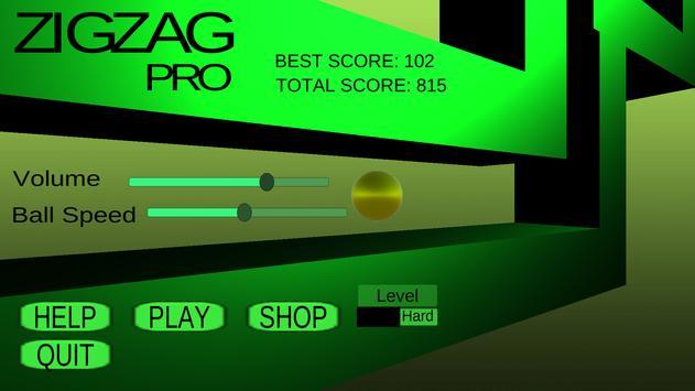 ZigZag Pro screenshot 1