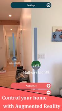 Smart AR Home poster