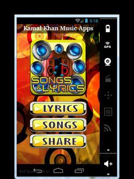 Kamal Khan Top Best Hits Song screenshot 1