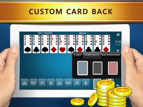 Forty Thieves Solitaire screenshot 17