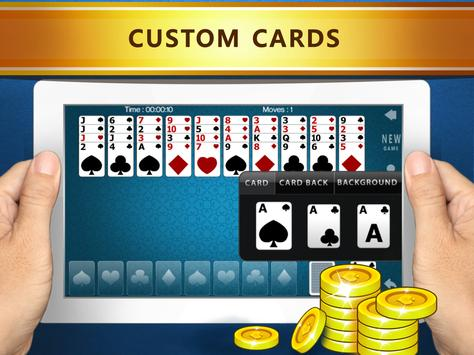 Forty Thieves Solitaire screenshot 16