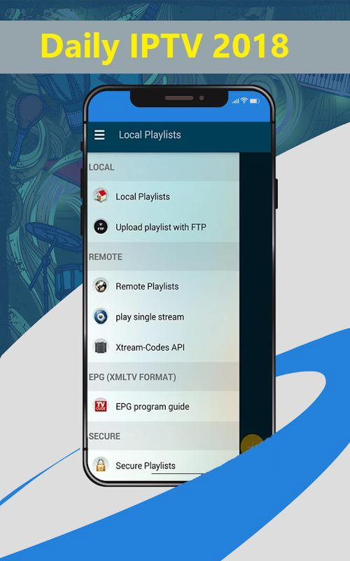 Smart Daily IPTV 2018 ✓ for Android - APK Download