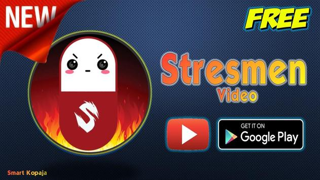 Stresmen Video poster