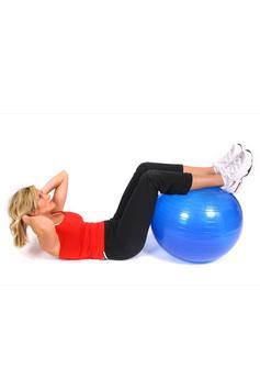 Exercise Ball Workout apk screenshot