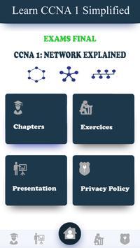 Learn CCNA 1 Simplified screenshot 1
