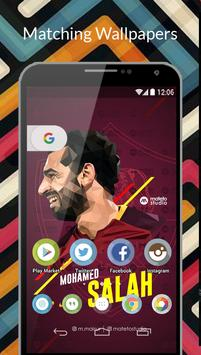 Mohamed Salah wallpaper 2018 screenshot 1