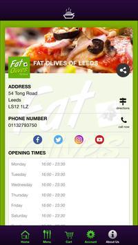 Fat Olives Leeds apk screenshot