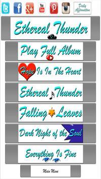 Chill Music: Ethereal Thunder screenshot 4