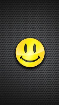 Smiley Live Wallpaper 😊 Happy Background 😄 poster