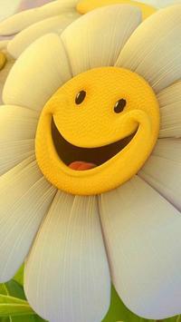 Smiley Live Wallpaper screenshot 1