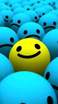 Smiley Live Wallpaper screenshot 4