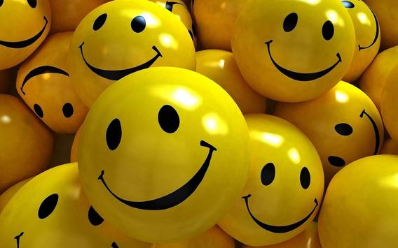 Smiley Live Wallpaper 😊 Happy Background 😄 apk screenshot