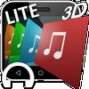 iSense Music - 3D Music Lite アイコン