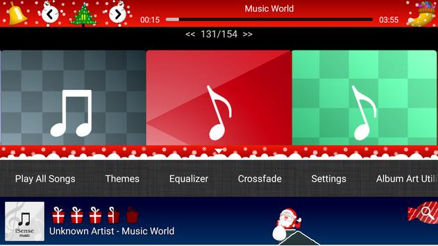 Merry Christmas - iSense Skin screenshot 6