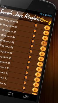 Smooth Jazz Ringtones screenshot 1